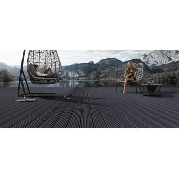 wpc terrassendiele upm profi deck night sky black. Black Bedroom Furniture Sets. Home Design Ideas